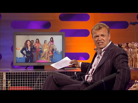 Graham Norton Show 2007-S1xE17 Alice Cooper, Sandi Toksvig-part 1
