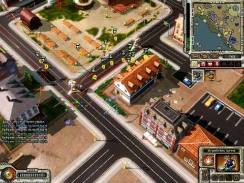 Command & Conquer: Red Alert 3 Школа игры (Япония)