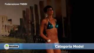 Bodybuilding - FNBBI categoria Model