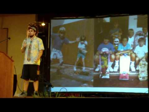 Chris Dyer s Slideshow Speech in Hawaii
