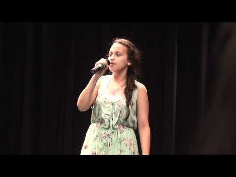 LONDON'S BEST SINGER: Rolling In The Deep - Adele sung by Susana Rodriguez