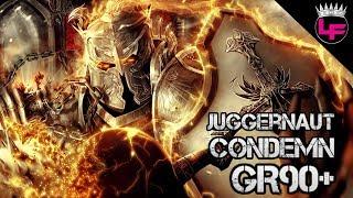 Juggernaut Condemn SpeedFarm GR90+