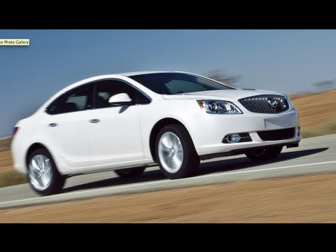 2012 Buick Verano - First Test