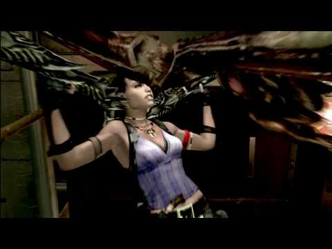 [Resident Evil 5] Sheva killed by Reaper  (Front Shot)