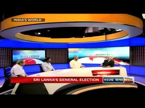 India's World - Sri Lanka's general election