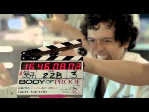 body of proof season 2 bloopers