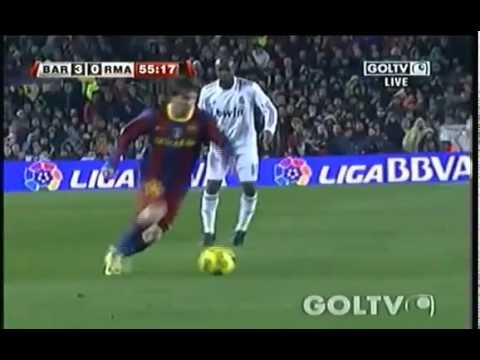 Fc Barcelona Vs Real Madrid 5 0 Full Highlights video
