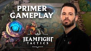 Primer Gameplay en EXCLUSIVA | ¡Tenemos el nuevo juego! | Tácticas Maestras | Español | Autochess |