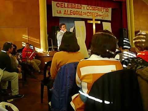 Encuentro Nacional de Pastoral Carcelaria 2013 p. Jorge García Cuerva La Cruz