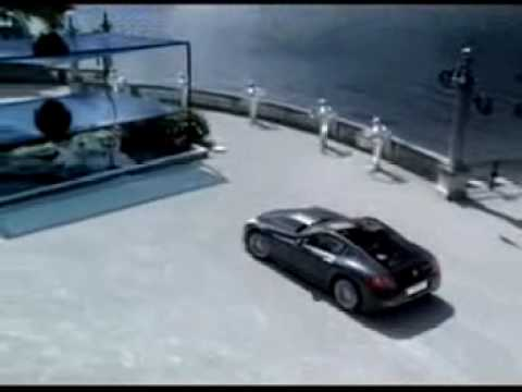 2004 Peugeot 907 Supercar Concept promotional video