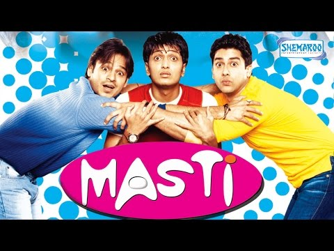 Masti (2004) (HD) - Vivek Oberoi - Riteish Deshmukh - Aftab Shivdasani - Comedy Full Movie thumbnail