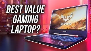 ASUS TUF FX505DU Review - Best Value Gaming Laptop?