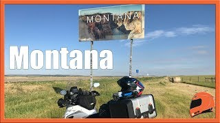It was still there! | Alaska Motorcycle Trip | Day 4