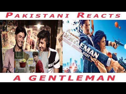 A GENTLEMAN - Sundar, Susheel, Risky   Sidharth   Jacqueline   Trailer Reaction Video By R Express