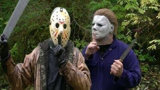 Jason Voorhees & Michael Myers Talk - Friday The 13th Vs Halloween