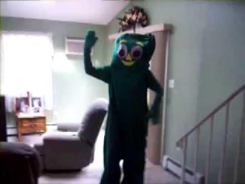 Gumby Costume Logic Gumby Costume