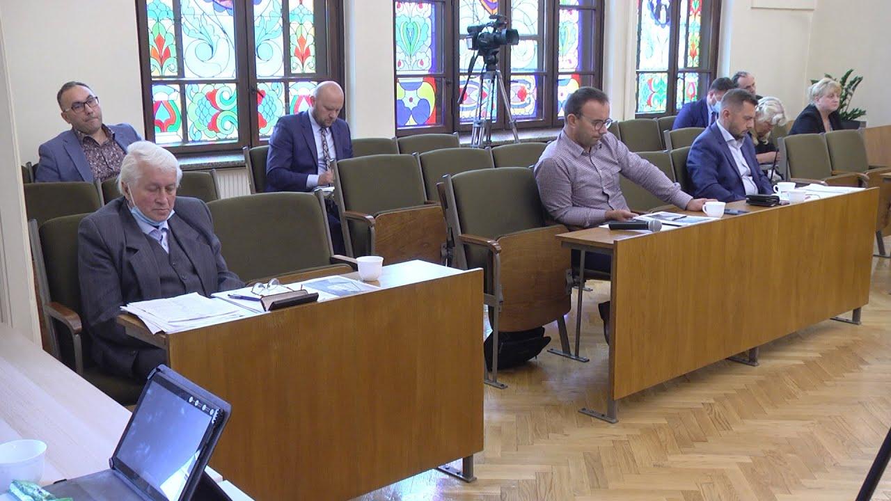 XLVI sesja Rady Miejskiej, część II