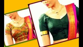 Download How to make double katori blouse cutting & stitching part1 3Gp Mp4