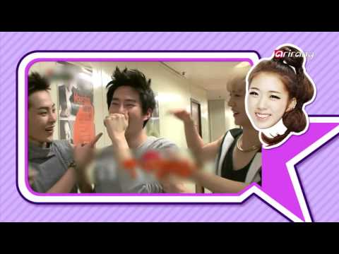 Pops in Seoul-Seo In-guk (BOMTANABA)   서인국 (봄 타나봐 (BOMTANABA))