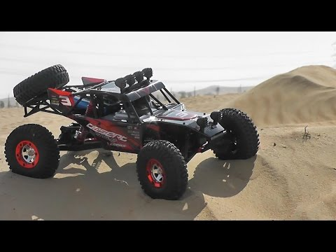 RC 4WD Desert Buggy Feiyue Desert Eagle 2 Review