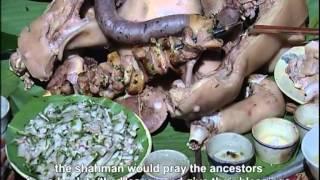 Người Thái Đen Đón Tết Xíp Sí  - [Lễ Hội Du Lịch Văn Hóa Việt Nam]