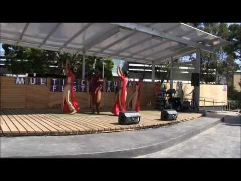 Game Suwanda - Deakin University Multicultural 2013 video