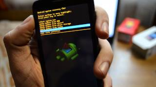 МТС 972 Сброс графического пароля (hard reset)