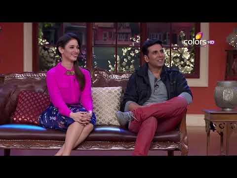 Comedy Nights With Kapil - Akshay, Tamanna, Mithun - Entertainment - 9th August 2014 - Full Ep(HD) thumbnail