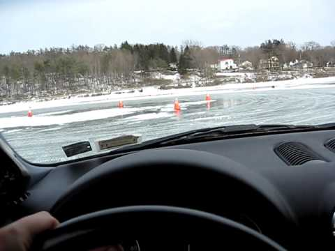 2010 ACNA Ice Driving Course