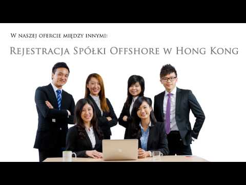 Rejestracja Spółki Offshore w Hong Kong