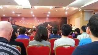 Hosanna, What A Friend We Have in Jesus- Violin