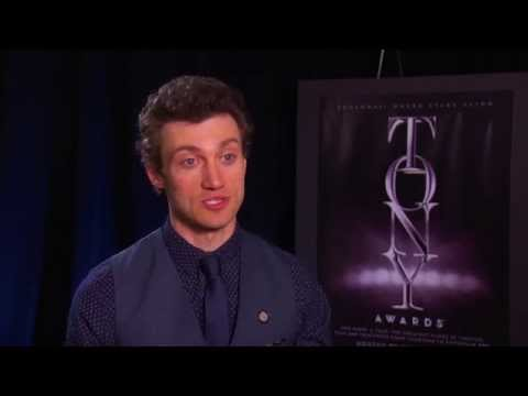 2014 Tony Awards Meet the Nominees: Bryce Pinkham