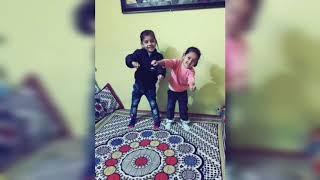 4 Year Girl Dance Performance   Thumka Dance on Music   Kid's dance performance   Bollywood music
