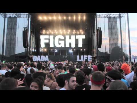 Dada Life Electric Zoo 2012 Recap