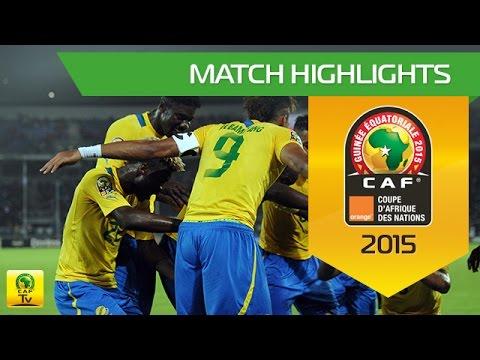 Burkina Faso - Gabon | CAN Orange 2015 | 17.01.2015