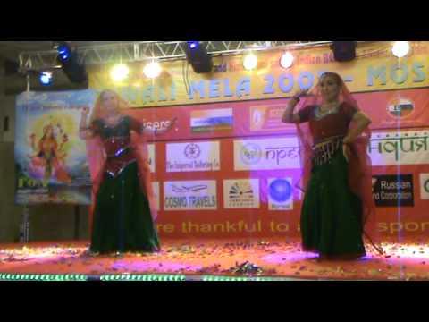 Rajasthani Folk Dance from India Tarang Diwali Festival