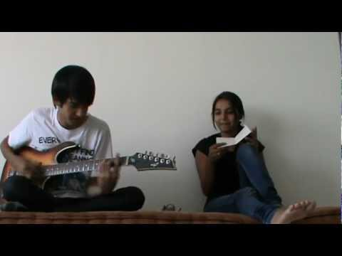 Gulabi Aankhein from Student of the year (SOTY) on guitar