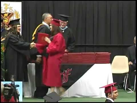Fontainebleau High School Graduation 2013
