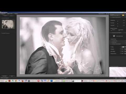 Обработка серии изображений в Silver Efex Pro