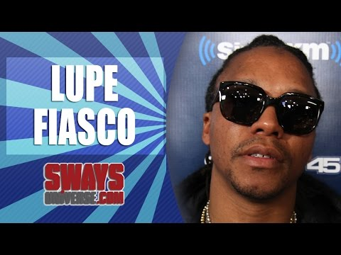Lupe Fiasco Visits Sway In The Morning & Drops A Freestyle (Video)