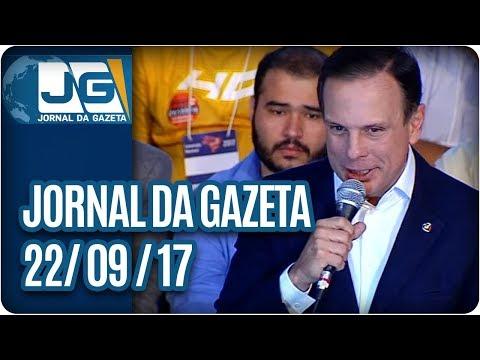 Jornal da Gazeta - 22/09/2017