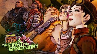 Borderlands 2: Commander Lilith & the Fight for Sanctuary - Official Announcement Trailer | E3 2019