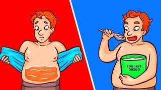 8 Erros que Não Permitem que Você Queime Gordura Mais Rapidamente