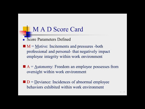 Fraud Auditing - Prof. Helen Brown