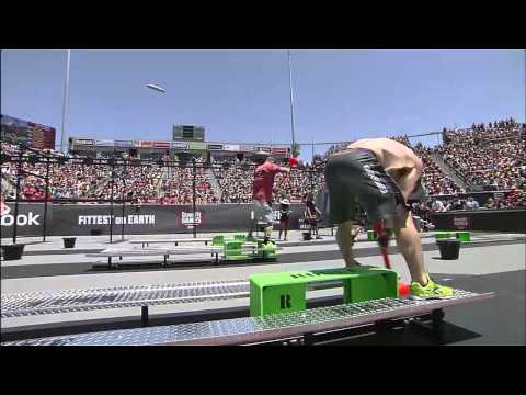 2012 CrossFit Games - Double Banger: Men, Heat 3