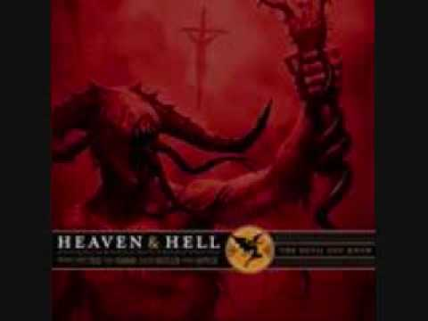 Heaven And Hell - Bible Black