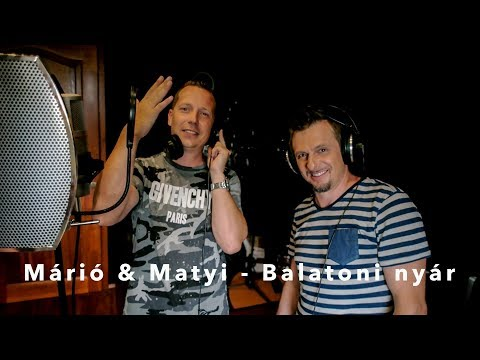 Márió & Matyi - Balatoni Nyár