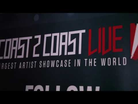 Phila Boy Performs at Coast 2 Coast LIVE | Tampa Edition 6/20/16 - 5th Place