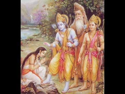 Rama Bhujangam Stotram - Lord Ram Devotional Song By Adi Sankaracharya video