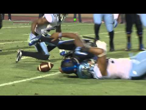 UNC Football: Tim Scott Fumble Return Touchdown vs. Duke